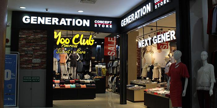 Next Generation + Yoo Club